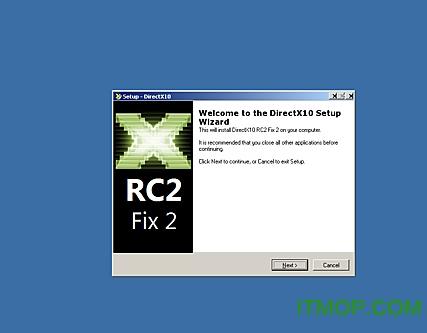 directx 10( dx10.0c) v2010.02 64位/32位官方多国语言版 0