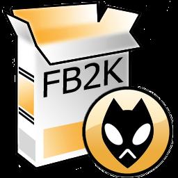 foobar2000美化版(Foobox音频播放器)