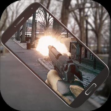 摄像枪的3D模拟器(Gun Camera 3D Simulator)