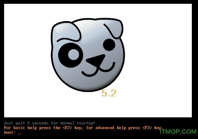 puppy linux v8.0 官方安装版 0