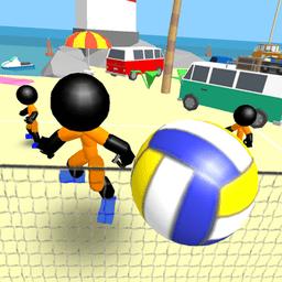 火柴人沙滩排球中文版