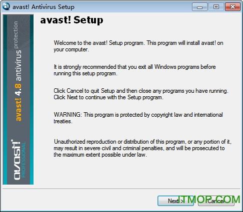 Avast! Professional v5.0.104 龙8娱乐平台 0