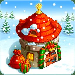 新年快乐农场圣诞节