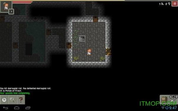 混合像素地下城(Pixel Dungeon Remix) v30.0.fix.6 安卓汉化版 1