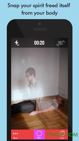 鬼魂相机app下载 鬼魂相机 ghost lens 中文版下载v1.0 安卓版