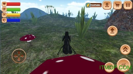 螳螂模拟器游戏 v1.0.0 安卓版 0