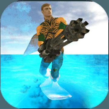 水滑板城市英雄2破解版