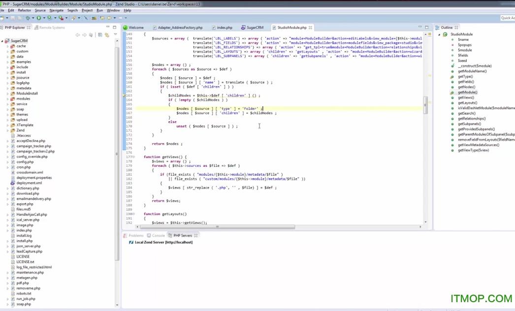 PHP zend 视频教程  0