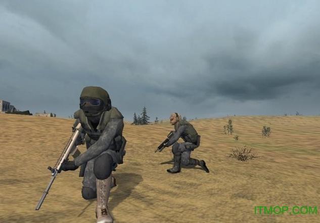 骑马与砍杀卡拉迪亚现代战争游戏补丁 免费版 1