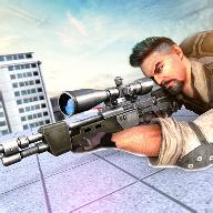 前线狙击致命射手内购破解版(Frontline sniper critical blood killer)