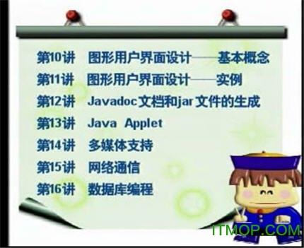 软件工程师园地java教程rmvb格式孙燕主讲1-4集 免费版 0