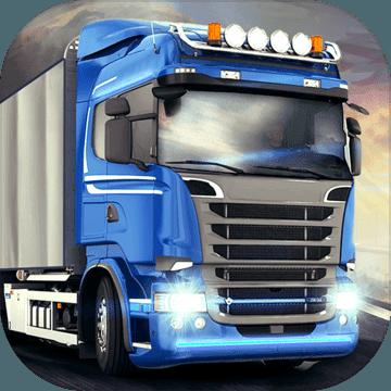 欧洲卡车模拟器2018内购破解版(Euro Truck Simulator 2018)