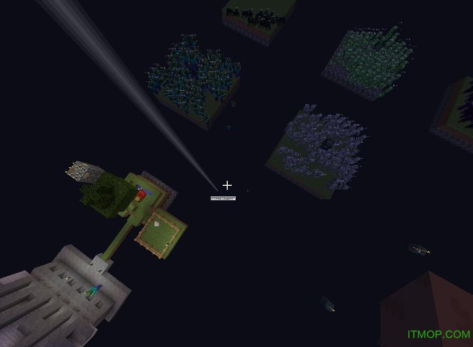 我的世界1.7.2空岛插件 免费版 0
