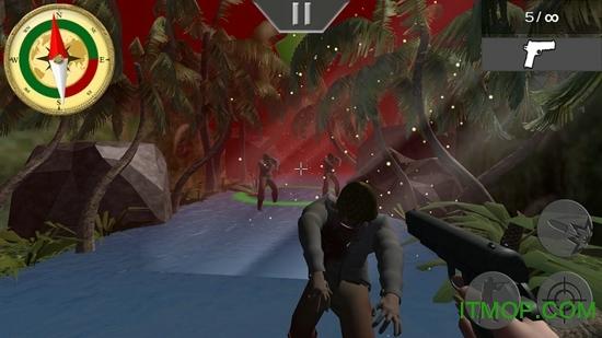 二战僵尸英勇勋章内购破解版 v4.0 安卓无限生命版 2