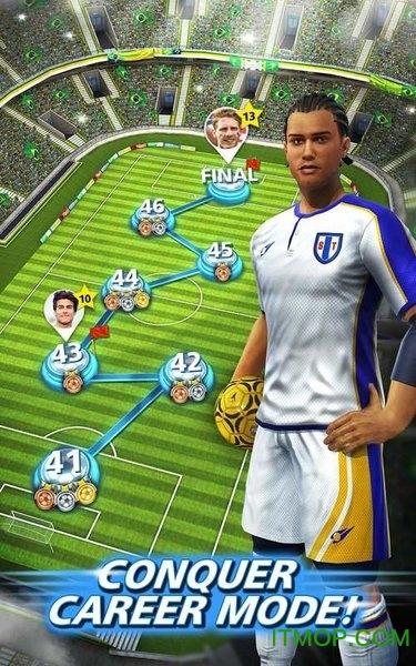 足球冲击(Football Strike) v1.2.0 官网安卓版0