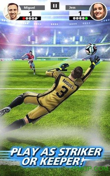 足球冲击(Football Strike) v1.2.0 官网安卓版3