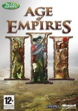 帝国时代3三合一中文版(原版+酋长+亚洲)