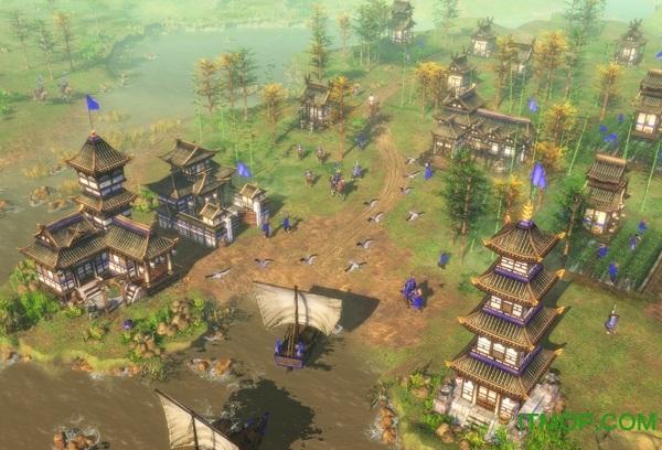 帝国时代3三合一中文完整版