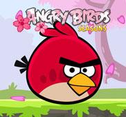 愤怒的小鸟:四季樱花版中文硬盘版