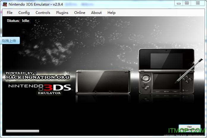 3ds模拟器(Citra3ds) v2.9.4 免费pc版 0