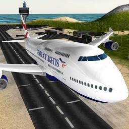 驾驶飞机游戏免费