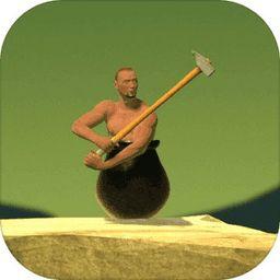 faker玩的抡锤子爬山游戏