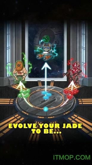 星战进化世界内购破解版 v2.1.2 安卓无限钻石版 1