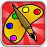 孩子画画涂色
