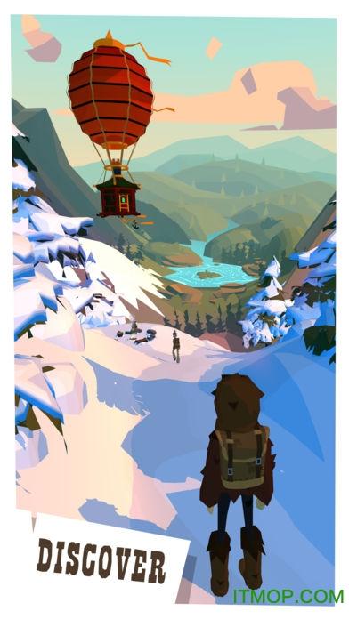 边境之旅苹果国际版 v1.4.5 iPhone中文完整版 2