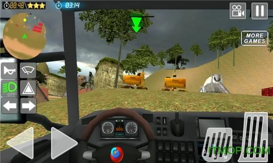 越野车司机内陆丘陵内购破解版 v1.3 安卓无限金币版 0