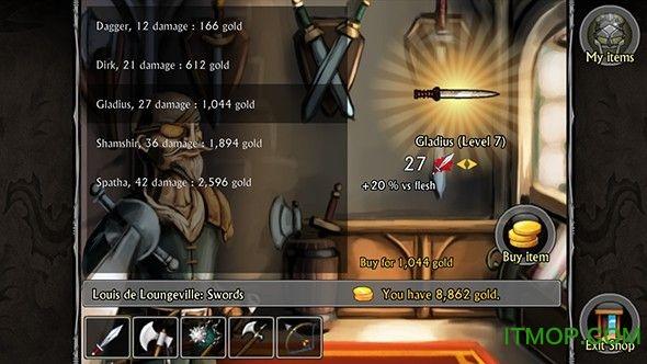 刀剑竞技场2内购破解版 v1.8.3 安卓版 1