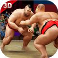 相扑明星摔跤2018内购破解版(Sumo Stars Wrestling 2018)