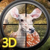 狙击手动物狩猎3d中文破解版