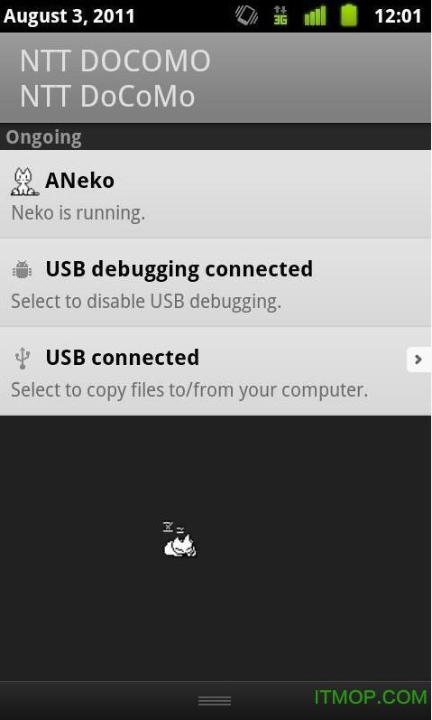 桌面猫咪aneko汉化手机版 v0.0.1 安卓中文版 0
