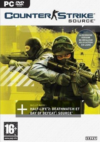 ccs反恐精英起源中文版(Counter-Strike: Source)