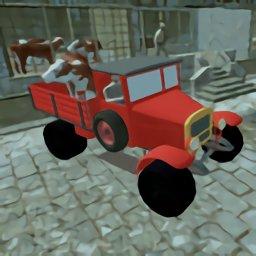 拖拉机运输农业模拟游戏