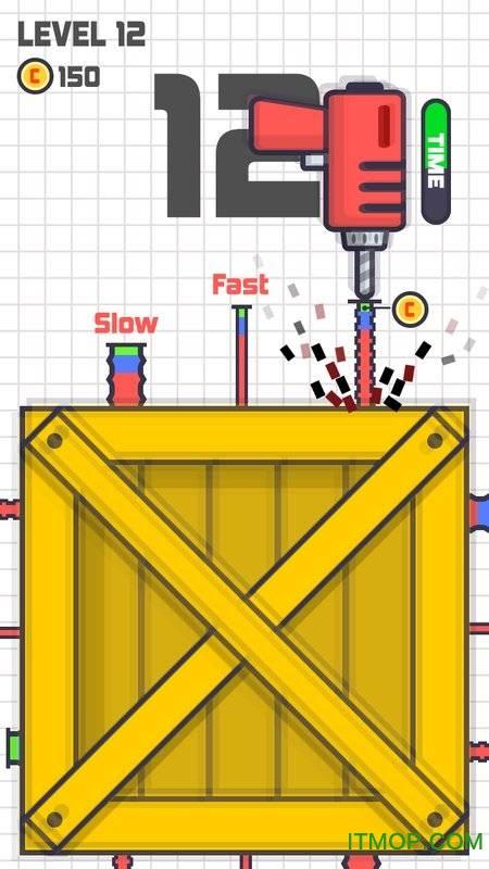 点击钻头内购破解版(Tap Tap Drill) v1.018 安卓无限金币版 4