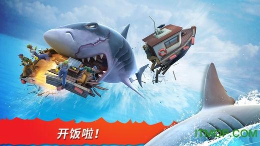 生存饥饿鲨游戏