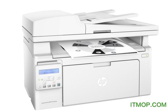 惠普HP LaserJet MFP M129-M134一体机驱动 v40.7 官方版 0