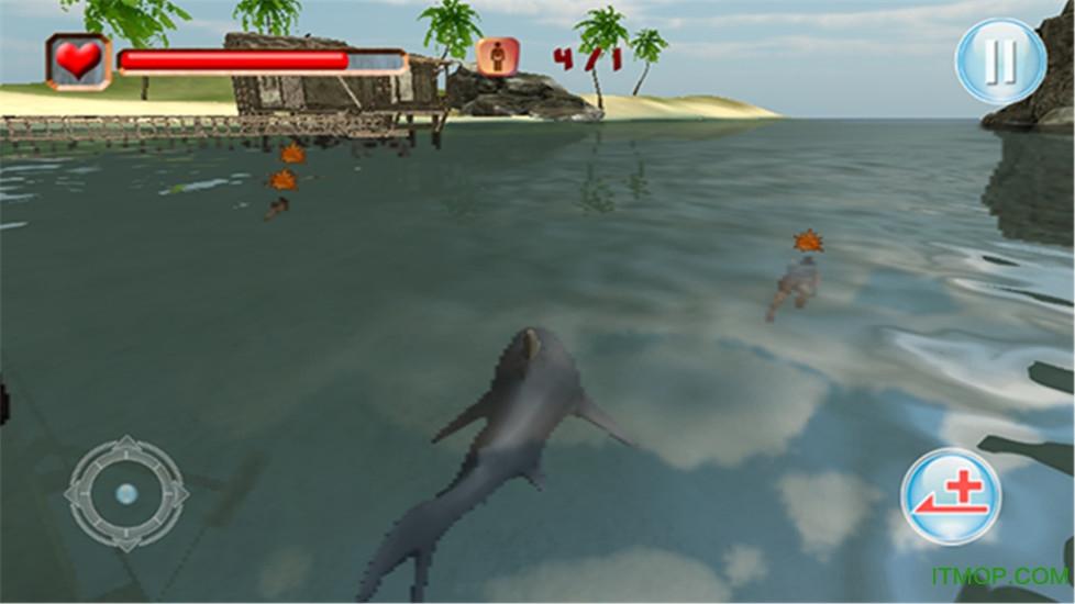 生存饥饿鲨手游 v1.0 安卓版 0