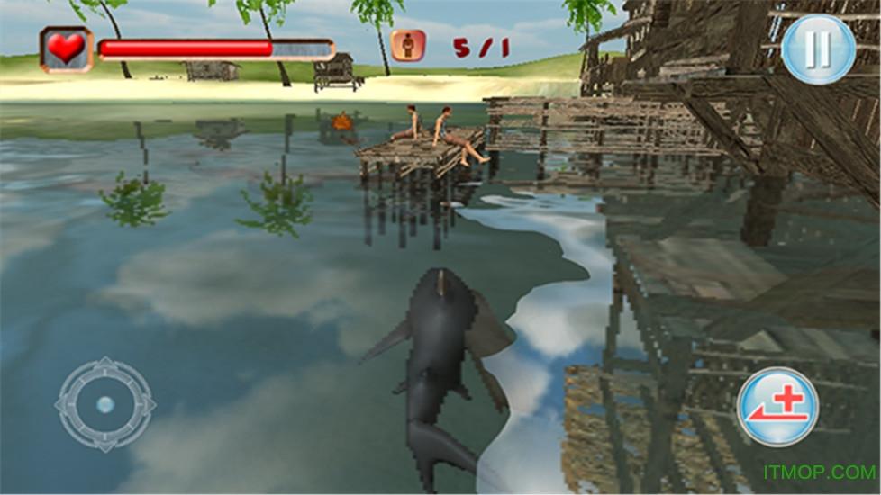 生存饥饿鲨手游 v1.8 安卓版 1
