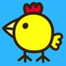小猪佩奇快乐小鸡