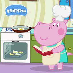 小猪佩奇开心厨房游戏