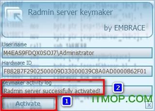 Radmin3.4 WIN7下���D文安�b和使用教程