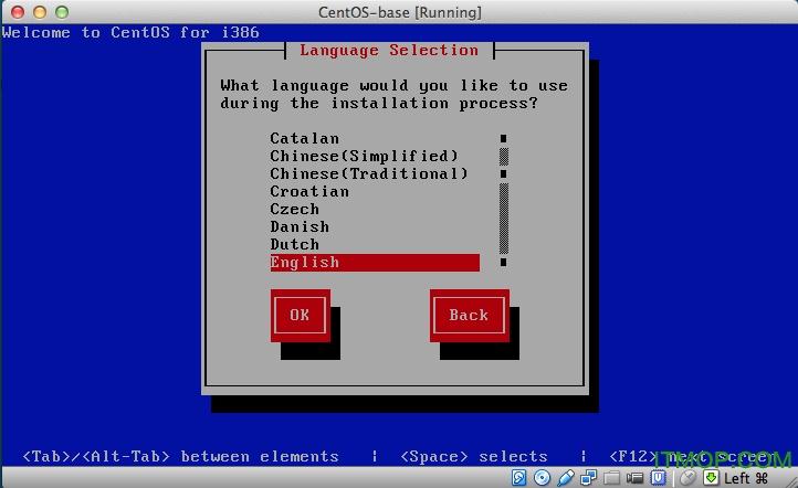CentOS6.5 ios格式镜像迷你版