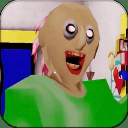 巴尔迪奶奶绝对恐怖(Baldi Granny: Scary Horror)