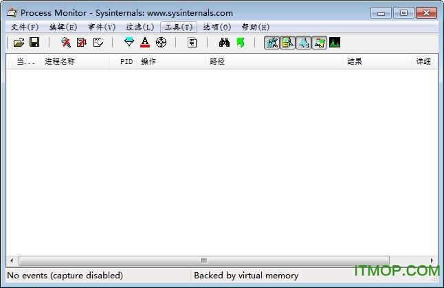 Microsoft Process Monitor(�M程�O�器) v3.85 �h化中文版 0