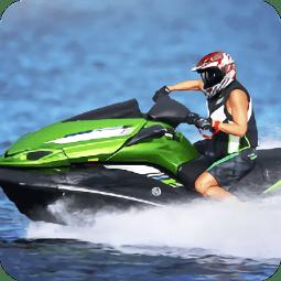 水上摩托赛车(Jetski Water Racing:Riptide X)