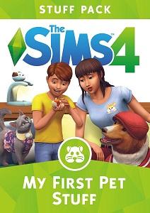 ģ������4�ҵĵ�һֻ�������(The Sims 4: My First Pet Stuff)