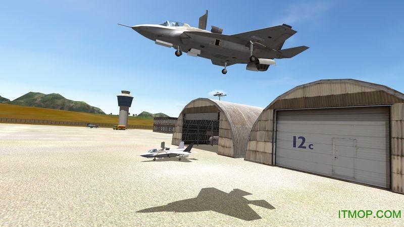 F18模拟起降破解版中文版